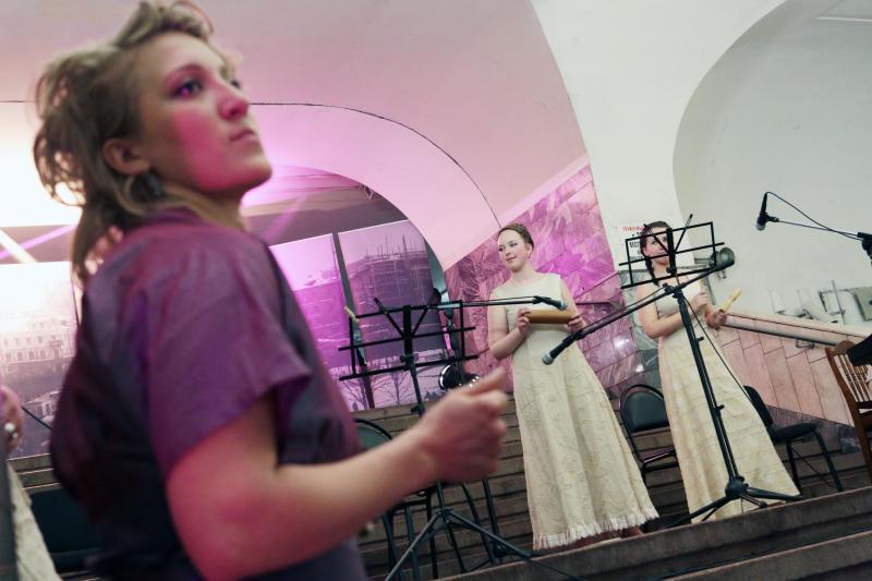 Фестиваль «Московская весна a cappella» соберет тысячу вокалистов из России и Европы