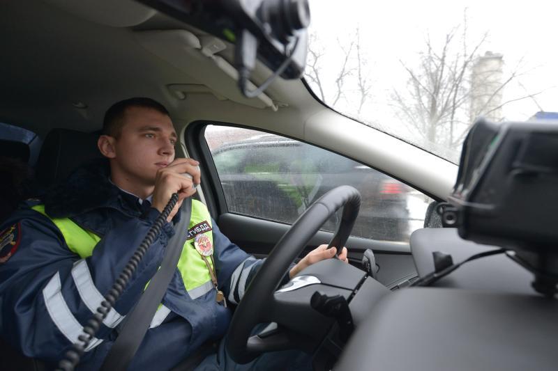 Шофёр сбил пешехода наВаршавском шоссе