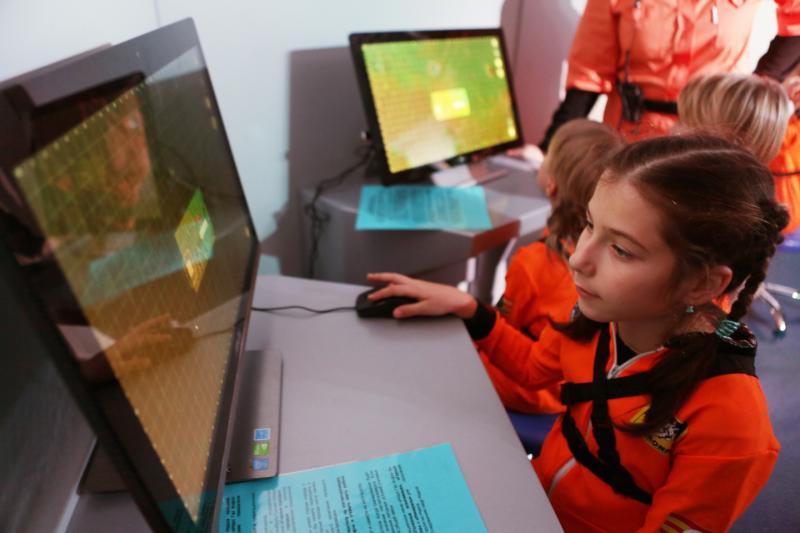 Телемост с МКС проведут для столичных школьников