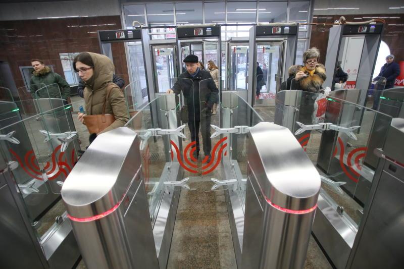 Метро Санкт-Петербурга частично возобновило работу
