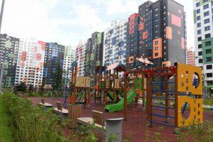 """Здесь появится целая парковая зона для отдыха и спорта. Фото: архив """"Вечерняя Москва"""""""