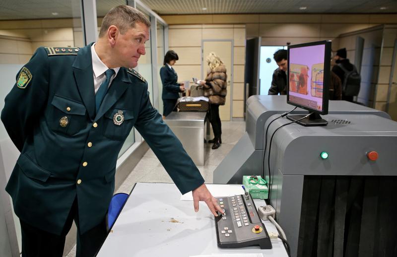 Радиоактивную посылку перехватили в московском аэропорту «Внуково»