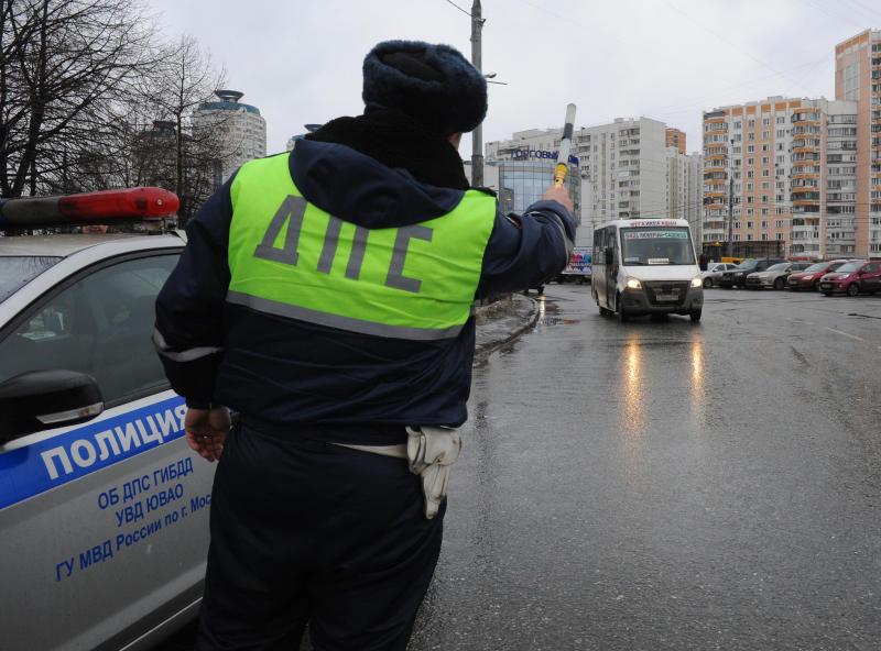 Полиция задержала угонщиков на юге Москвы