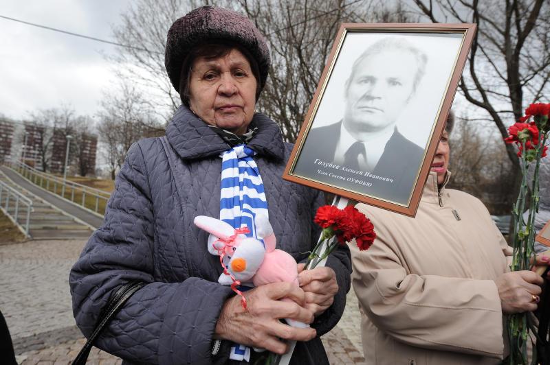 Жители Южного округа почтили память детей-узников фашизма