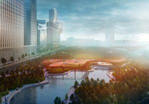 Концепт парка. Иллюстрация: официальный портал мэра и Правительства Москвы