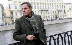 26 сентября 2009 года. Актер Игорь Скляр. Фото: Photoxpress