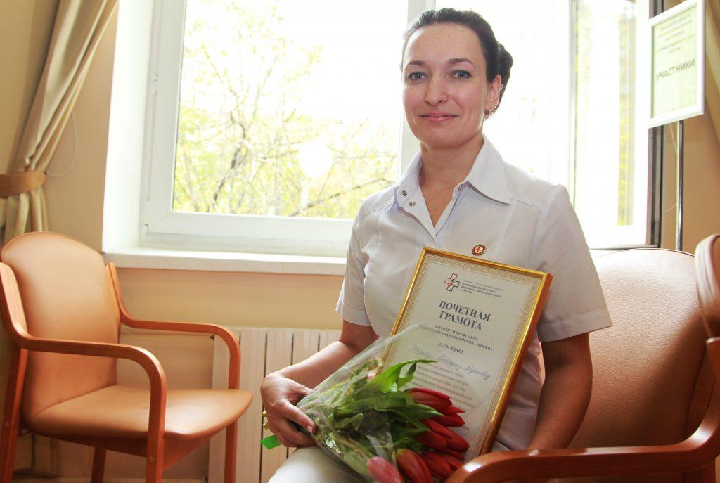 Лучшая медсестра — из Южного округа