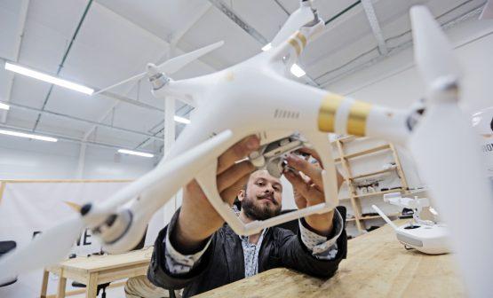 Соревновения беспилотных аппаратов пройдут в ЮАО. Фотво