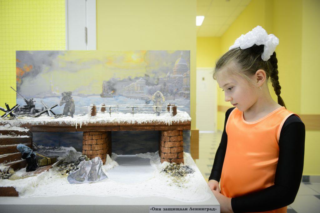 Школьный музей боевой славы откроется в Нагатинском Затоне