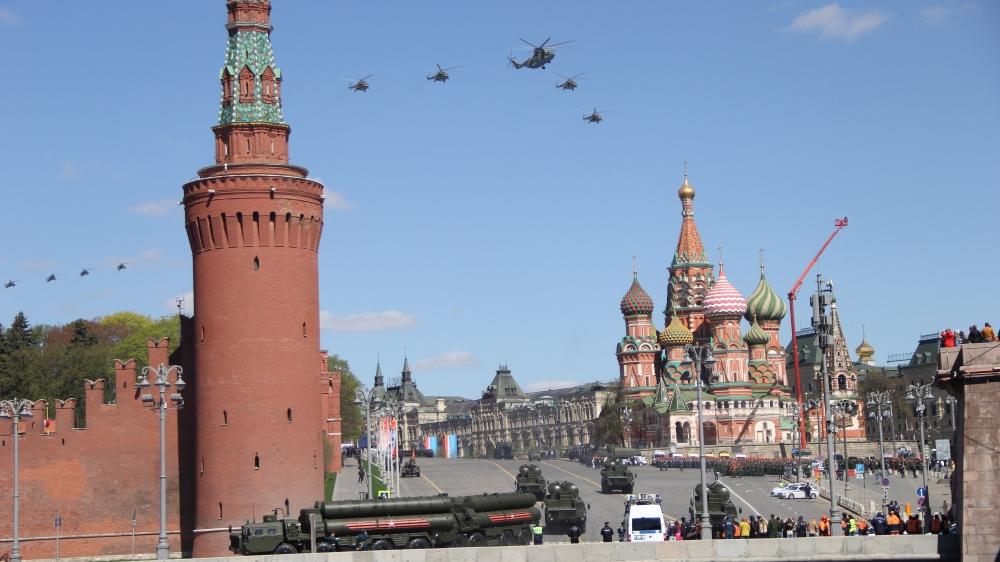 В репетиции приняли участие пешие, механизированные и авиационные колонны, Фото: Филипп Романов