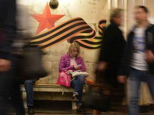 На метро и МЦК проехали почти 50 миллионов человек. Фото: Владимир Новиков