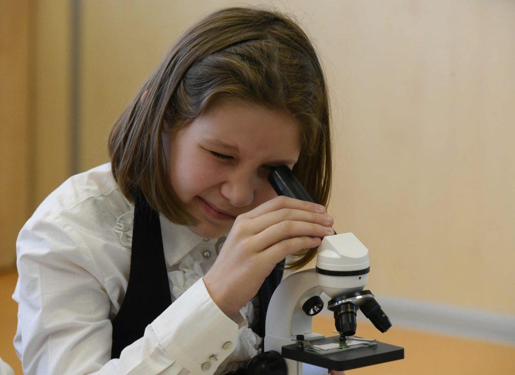 Кружок «Юный биолог» откроется в Бирюлевском дендропарке