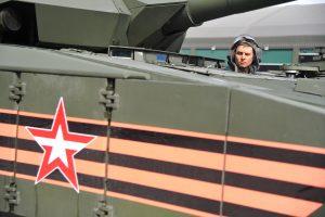 Принадлежность «машины» к вооруженным силам какой-либо державы не обсуждается. Фото: Светлана Колоскова