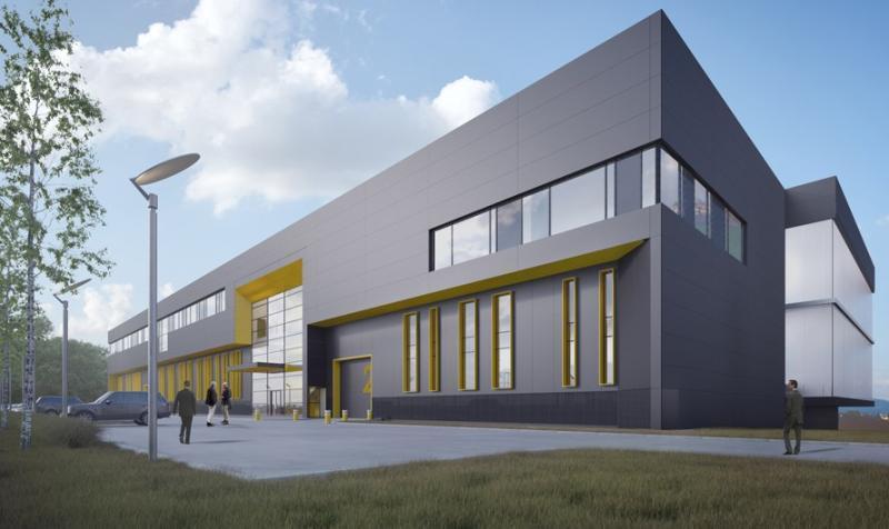 Москомархитектура согласовала дизайн-проект новых павильонов «Мосфильма»