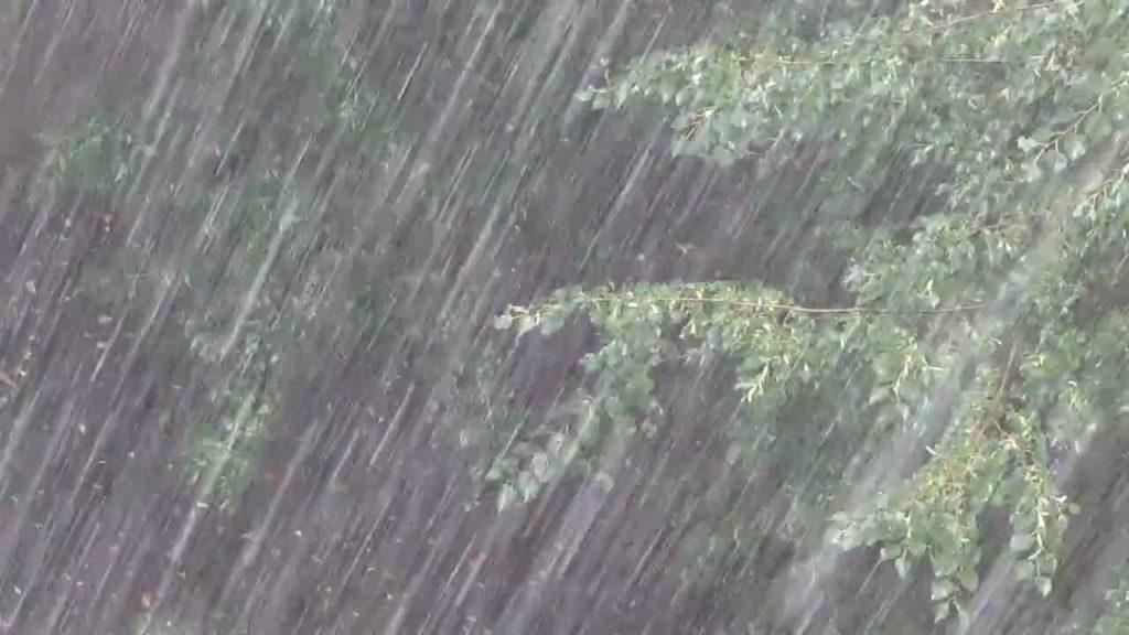 Правила безопасного поведения при сильном ливне (дожде)