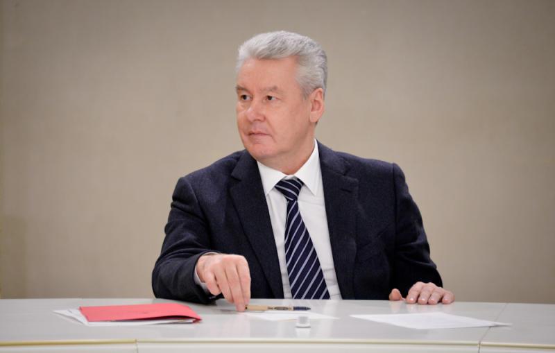 Собянин внес в МГД проект закона о дополнительных гарантиях жителям сносимых пятиэтажек