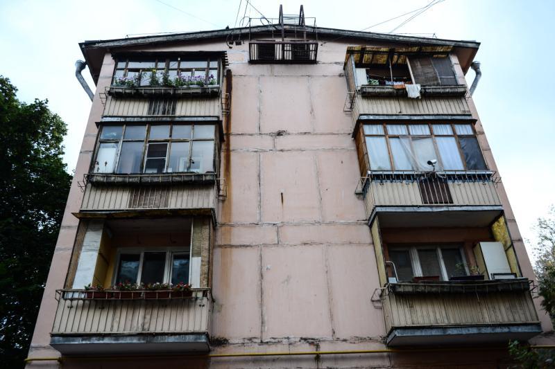 Хамовники и Сокол не войдут в программу реновации