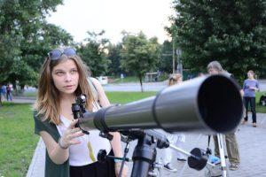 Клуб юных астрономов открыл набор в центре «На Сумском». Фото: архив, «Вечерняя Москва»