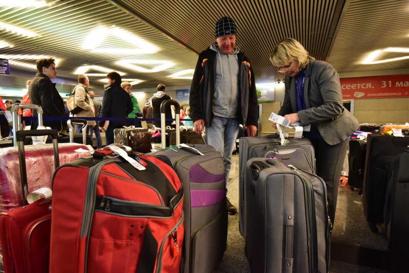 Почти 20 рейсов отменили в московских аэропортах