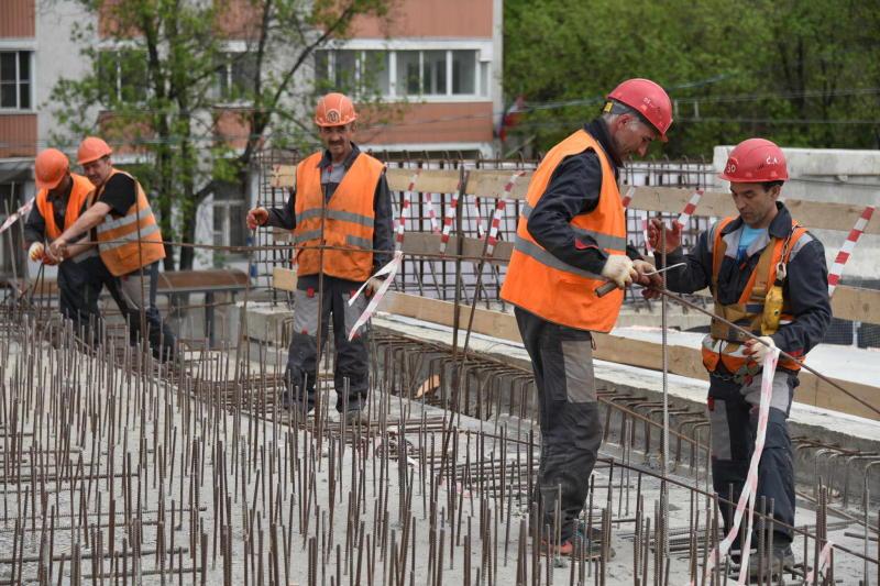 Движение по эстакаде через Павелецкое направление железной дороги запустят в июле