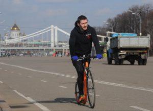 Акция «На работу на велосипеде» стартовала в Москве. Фото: архив, «Вечерняя Москва»