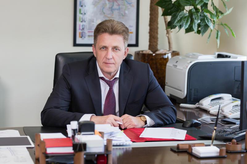 Виктор Козловский стал главой метро Москвы сроком на пять лет