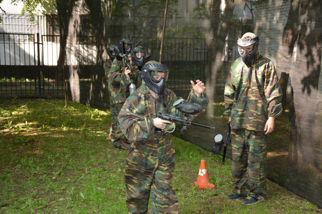 Победителями военно-спортивной «Зарницы» стали три школьные команды