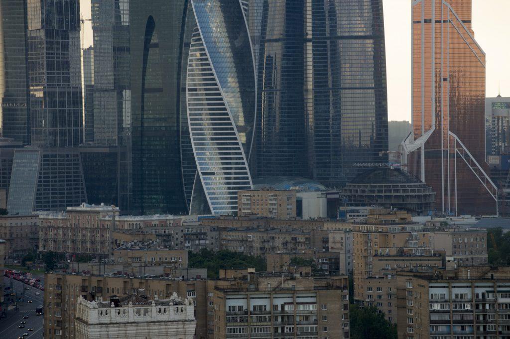 Всамом начале года бюджет столицы получил свыше 870 млрд. руб.