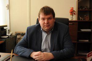 Директор школы № 1552 Павел Пушкин