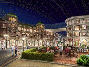 Европейские города появятся в парке «Остров мечты». Фото: Стройкомплекс Москвы