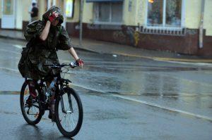 В Москве продлили предупреждение о непогоде