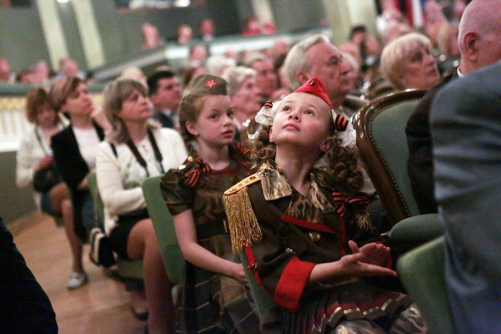 Память участников Великой Отечественной войны почтили на концерте в центре «Москворечье»