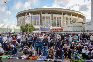 """Мусульмане отметят праздник разговения. Фото: """"Вечерняя Москва"""""""