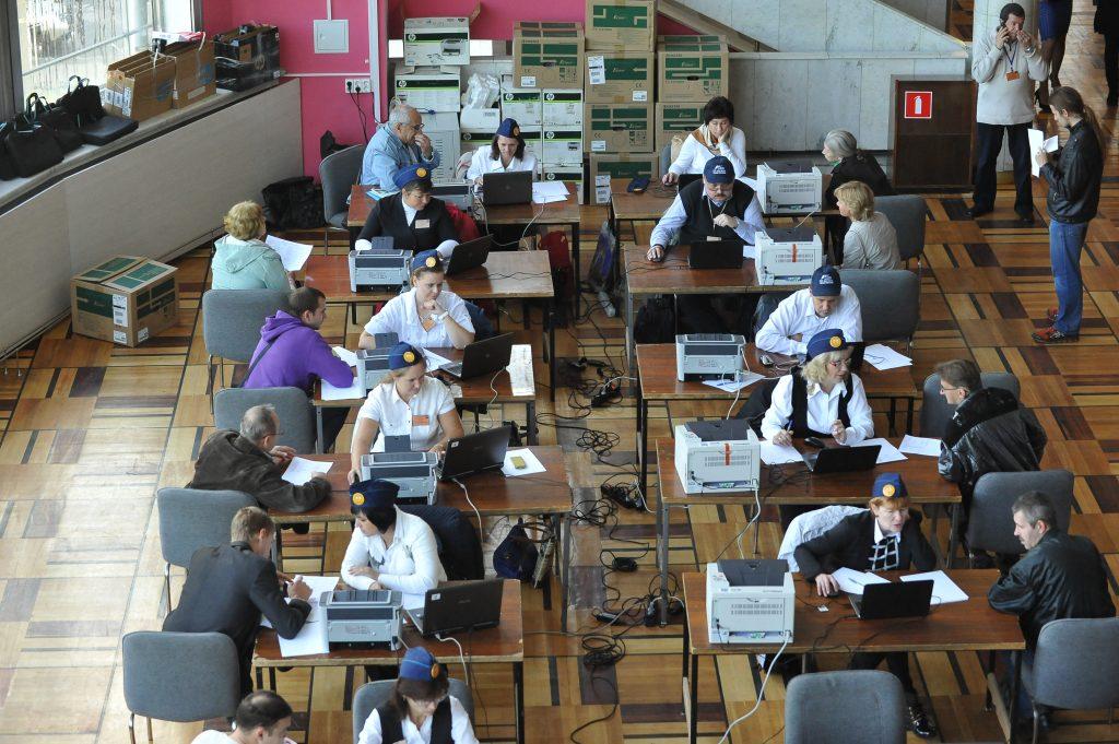 На одного безработного Москва дает более пяти вакансий