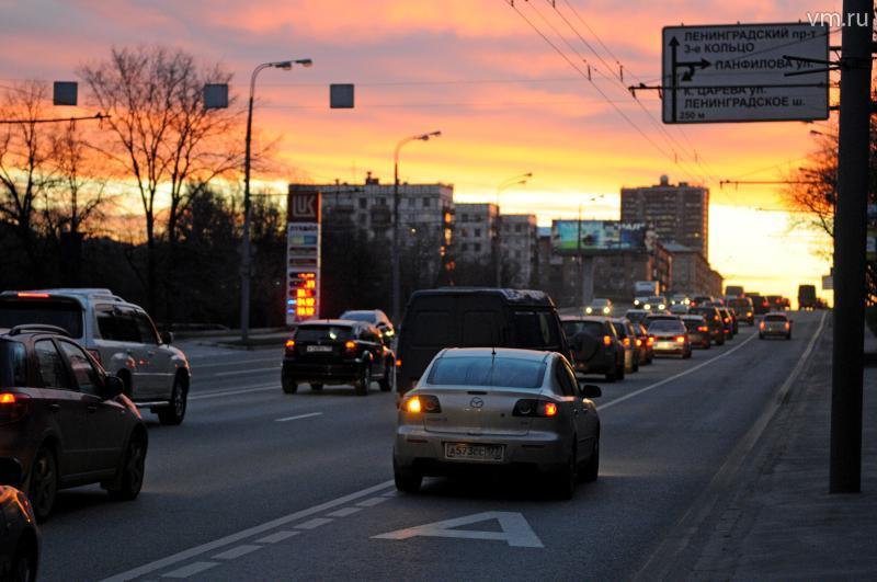 Временную «выделенку» откроют на Волоколамском шоссе к Кубку конфедераций