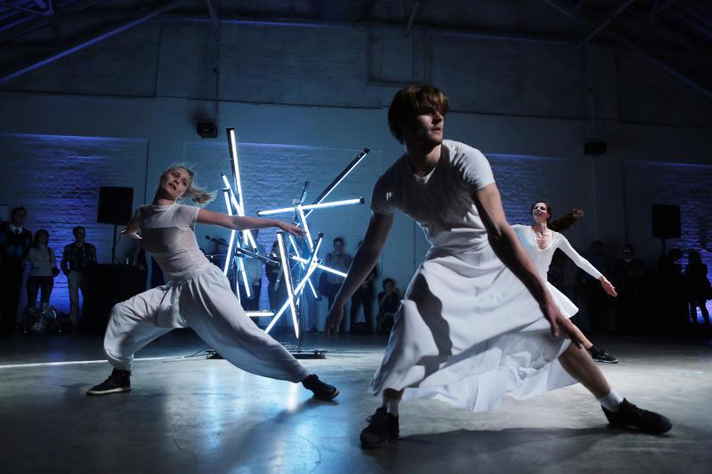 Спектакль современного танца представят на сцене культурного центра «ЗИЛ»