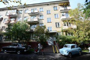 Более трех четвертей жителей пятиэтажек поддерживают программу реновации. Фото: архив «Вечерняя Москва»