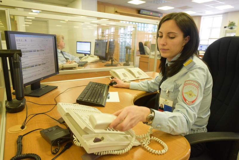 Проверка ведется после ограбления магазина на юго-западе Москвы