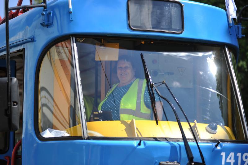 Лучшего водителя трамвая выберут на конкурсе «Московские мастера»