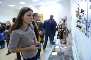 Более 22 художников представят проект «Складки. Видимое-Невидимое». Фото: архив «Вечерняя Москва»