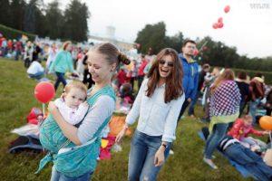24 и 25 июня в «Царицыне» встретят лето. Фото: Анна Иванцова, «Вечерняя Москва»