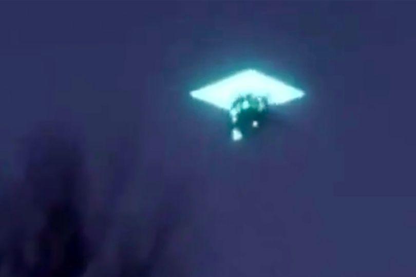 В небе над Якутией заметили НЛО