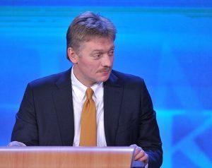 Дмитрий Песков назвал преувеличенной информацию о поездке Владимира Путина на лимузине «Кортеж»