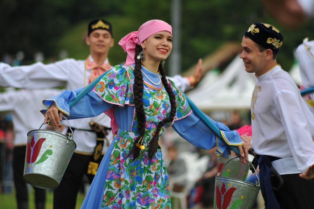 Татарская и башкирская музыка прозвучала в музее-заповеднике «Коломенское»