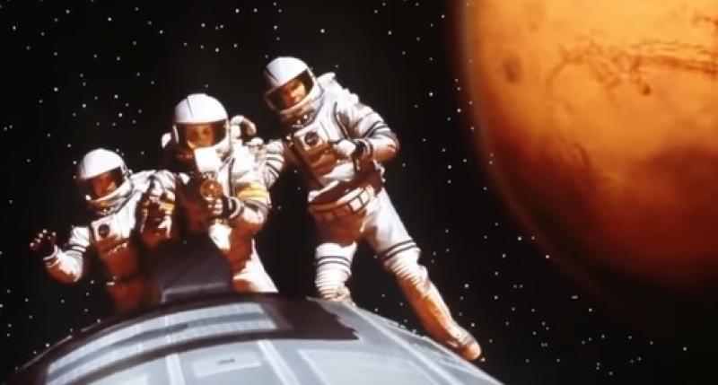 У NASA нет денег на колонизацию Марса