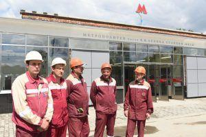 В результате протяженность городской подземки возрастет в полтора раза<br /> Фото: Владимир Новиков, «Вечерняя Москва»