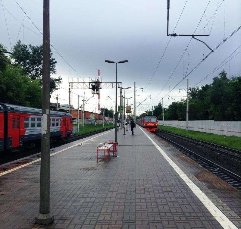 Движение поездов вошло в график на Ярославском направлении