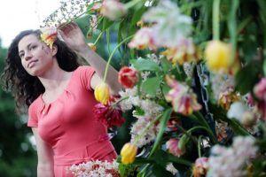 Жители и гости столицы смогут посмотреть на работы известных флористов. Фото: «Вечерняя Москва»