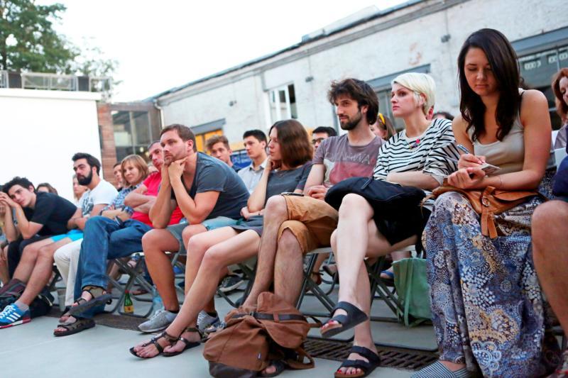 Московские спасатели проводят мастер-классы в кинотеатрах-лекториях