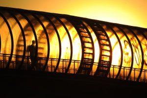 Парк «Остров мечты» соединят с метро переходом с траволатором. Фото: архив «Вечерняя Москва»